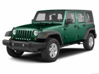 Used 2013 Jeep Wrangler Unlimited 4WD Sahara Sport Utility in Woodbury Heights