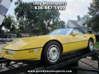 1986 Chevrolet Corvette ERTIBLE