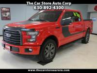 2016 Ford F-150 XLT SUPERCREW FX4 OFF ROAD 4X4