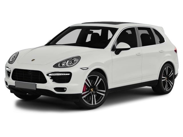 Photo 2014 Porsche Cayenne Turbo For Sale Near Fort Worth TX  DFW Used Car Dealer
