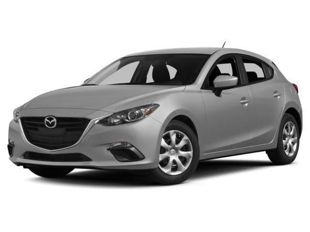 Photo 2015 Mazda Mazda3 i Grand Touring Hatchback SKYACTIV-G 4-Cylinder DOHC 16V