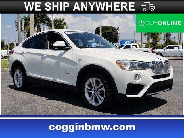 Photo Certified 2015 BMW X4 xDrive28i SUV in Jacksonville FL