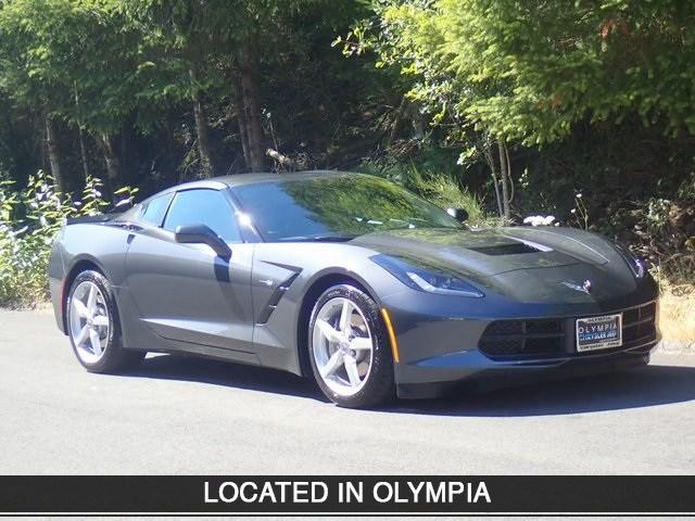 Photo Used 2014 Chevrolet Corvette Stingray Base for Sale in Tacoma, near Auburn WA