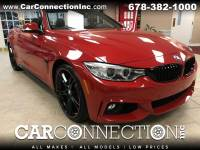 2016 BMW 4 Series 428i M Sport Convertible