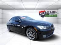 2009 BMW 3-Series Convertible