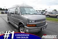 Pre-Owned 2007 Chevrolet Conversion Van Explorer Limited SE Duramax Diesel RWD Hi-Top