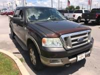 2005 Ford F-150 King Ranch Truck SuperCrew Cab 4x4 in Pensacola