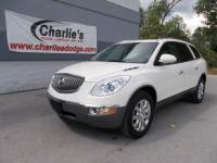 Used 2012 Buick Enclave Leather SUV for sale in Maumee, Ohio