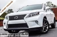 2015 Lexus RX 350 AWD 4dr Crafted Line F Sport
