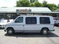 2001 Ford Econoline Cargo Van E-150 Recreational