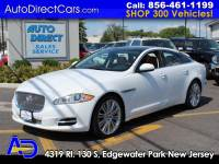 2014 Jaguar XJ 4dr Sdn Supercharged RWD
