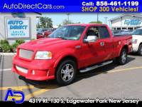 2005 Ford F-150 Lariat 2WD SuperCab 6.5' Box