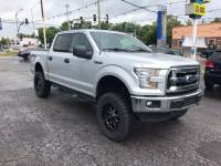 2015 Ford F-150 XLT SuperCrew 4WD LIFTED SUSPENSION