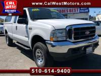 2003 Ford F-250 SD 4X4 SuperCab FX4 7.3L-Diesel 1Owner GreatMtnceHist