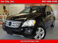 2011 Mercedes-Benz M-Class ML350 4MATIC ONE OWNER SUV