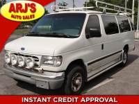 1997 Ford Club Wagon XLT Super