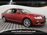 2009 Audi A6 Premium Plus Sedan