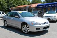 2007 Honda Accord Sdn EX-L