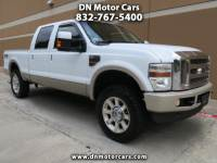 2010 Ford F-250 SD King Ranch Crew Cab Diesel 4WD