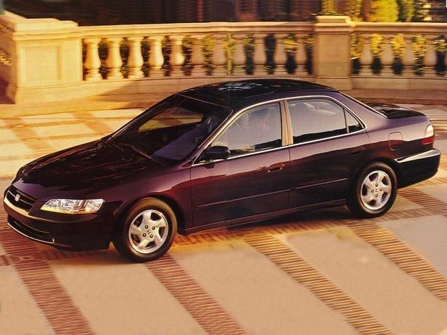 Photo Used 1998 Honda Accord Sdn LX for Sale in Portage near Hammond