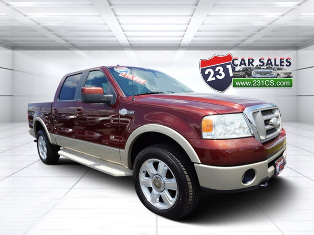 Photo 2007 Ford F-150 Super Crew King Ranch 4WD