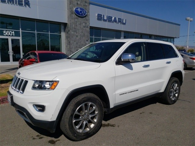 Photo Used 2014 Jeep Grand Cherokee Limited for sale in Fremont, CA