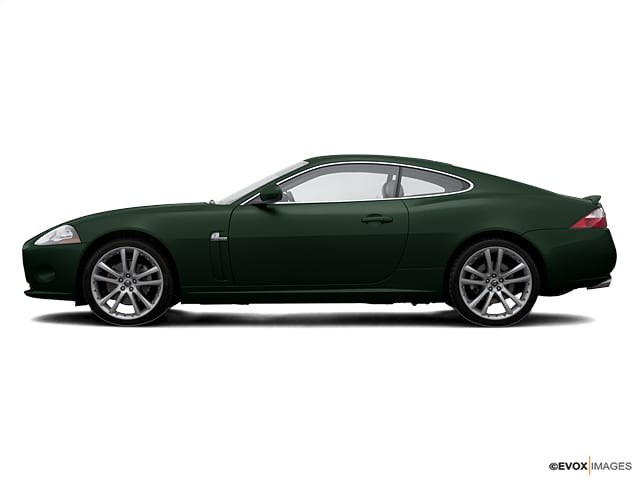 Photo Used 2007 Jaguar XK 2dr Coupe in Houston, TX