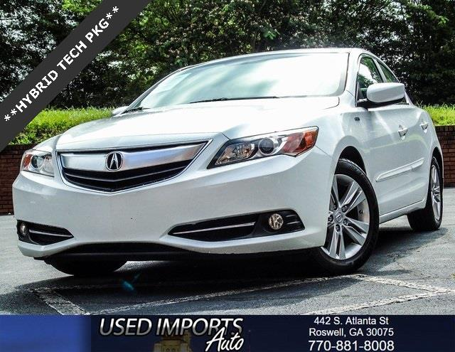 Photo 2013 Acura ILX HYBRID TECH PKG