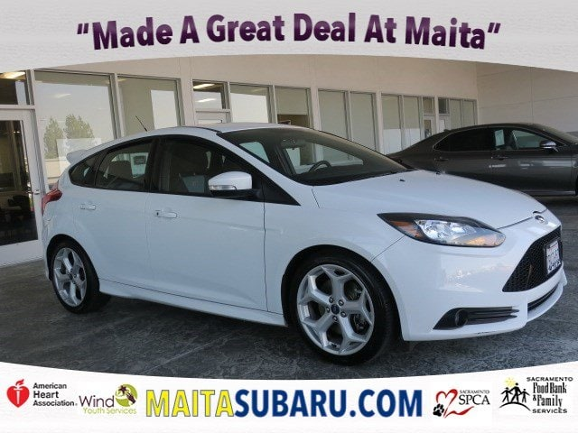 Photo Used 2014 Ford Focus ST Available in Sacramento CA
