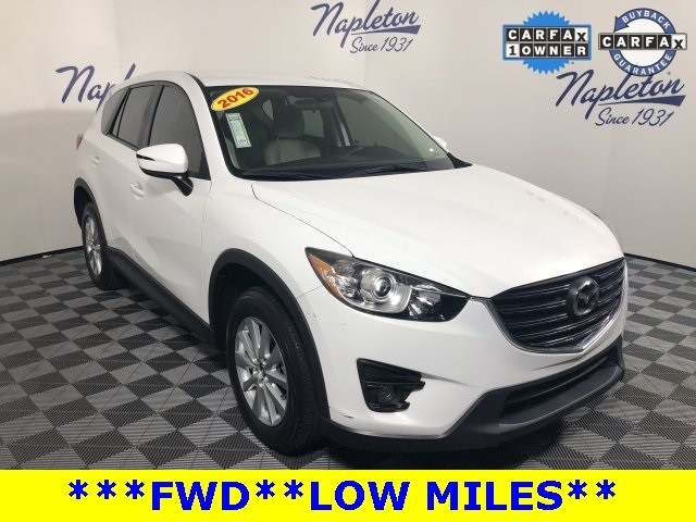 Photo Used 2016 Mazda CX-5 Touring in West Palm Beach, FL