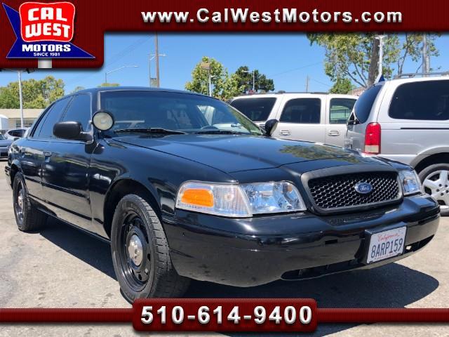 Photo 2006 Ford Crown Victoria Police Interceptor LowMiles VeryClean ExMtnce