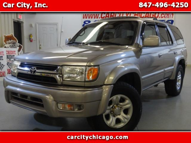 Photo 2002 Toyota 4Runner Limited 4WD
