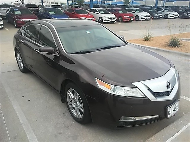 Photo 2010 Acura TL 3.5 For Sale Near Fort Worth TX  DFW Used Car Dealer