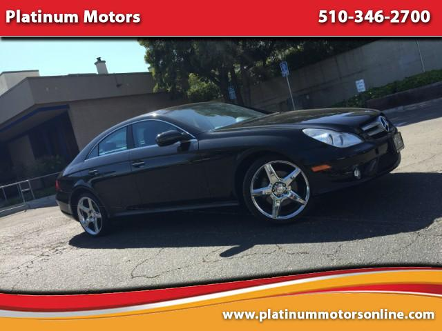 Photo 2010 Mercedes-Benz CLS-Class CLS 550  LK  Only 64K Miles  AMG Sport PKG