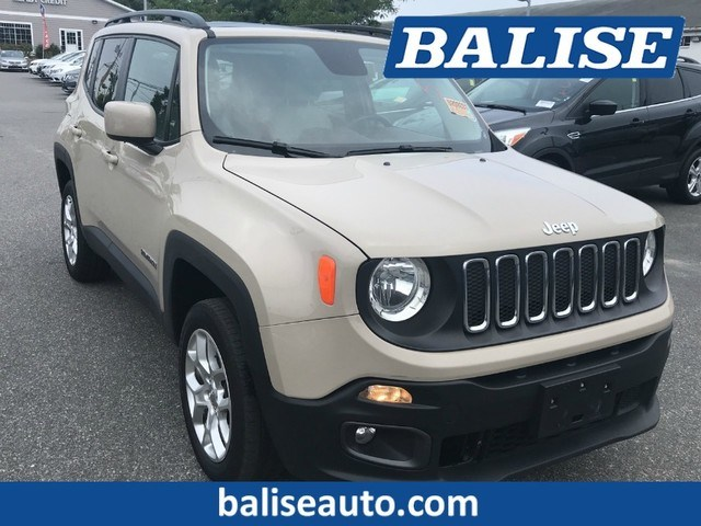 Photo Used 2016 Jeep Renegade Latitude for Sale in Hyannis, MA