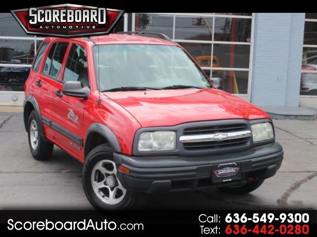 Photo 2003 Chevrolet Tracker ZR2 4-Door 4WD