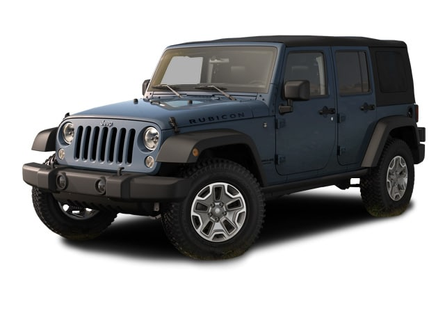 Photo Pre-Owned 2015 Jeep Wrangler Unlimited Rubicon 4x4 in Little RockNorth Little Rock AR