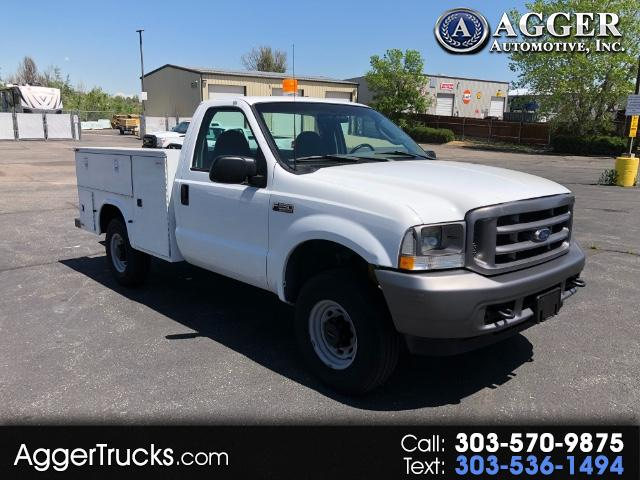 Photo 2003 Ford F-250 SD King Ranch Long Bed 4WD Utility