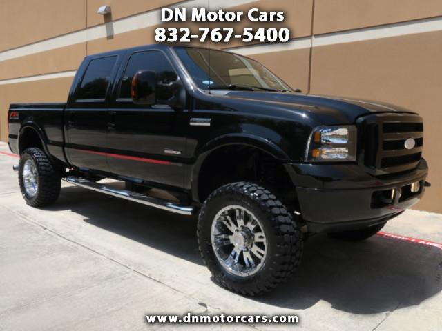 Photo 2007 Ford F-250 SD Out Law Crew Cab Diesel Lifted 4WD