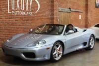 2003 Ferrari 360 Modena Spider 6 Speed Gated Shifter