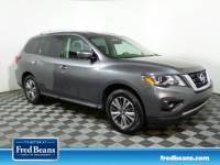 Certified Used 2017 Nissan Pathfinder SL For Sale in Doylestown PA | 5N1DR2MM9HC623736