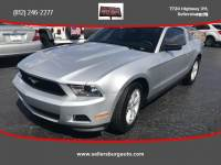 2011 Ford Mustang Coupe 2D