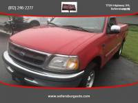 1997 Ford F-150 Short Bed