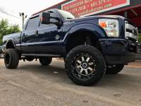 2012 Ford F-250 SD XLT CREW CAB 4WD CUSTOM LIFTED DPF DELETED