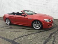2016 BMW 6-Series 650i xDrive Convertible