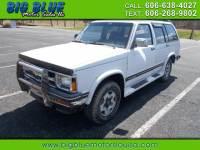 1994 Chevrolet S10 Blazer 4-Door 4WD
