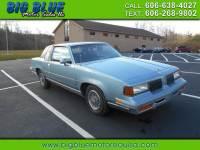 1987 Oldsmobile Cutlass Supreme Classic Brougham