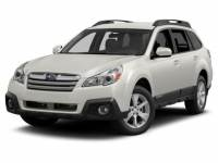 Pre-Owned 2014 Subaru Outback 2.5i Limited (CVT)