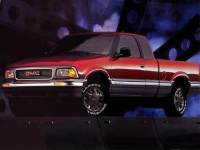 1994 GMC Sonoma SLS Wideside Truck Extended Cab