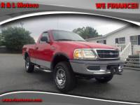 1997 Ford F-150 Reg. Cab Short Bed 4WD
